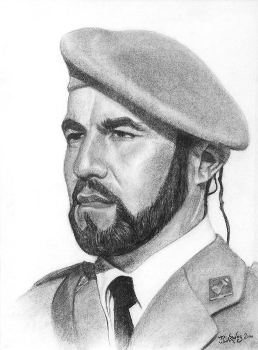 Retrato de Emilio Polvorinos