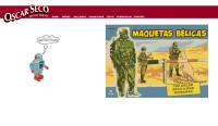 Página Web de Oscar Seco