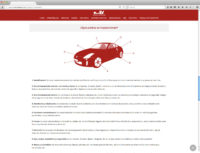Diseño web para Atisae Trauxia ITV